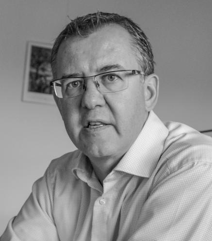 Interview mit dem SVR-Vorsitzenden Prof. Chrisoph M. Schmidt, Foto: Joerg Friedrich/ifaa